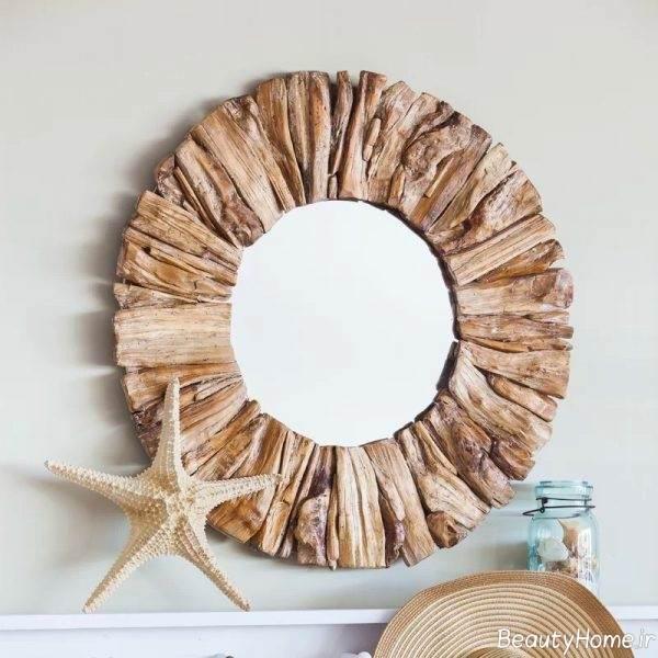 آینه شیک دیواری