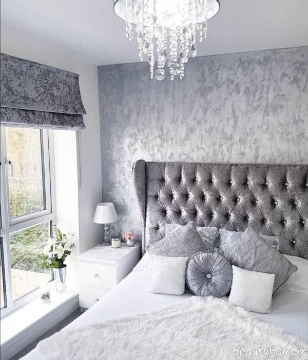 کاغذ دیواری مخصوص اتاق خواب
