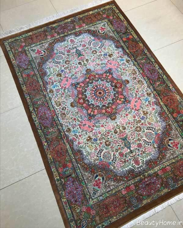 فرش دستباف و شیک ایرانی