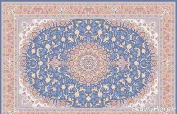 فرش طرح دار و دستباف