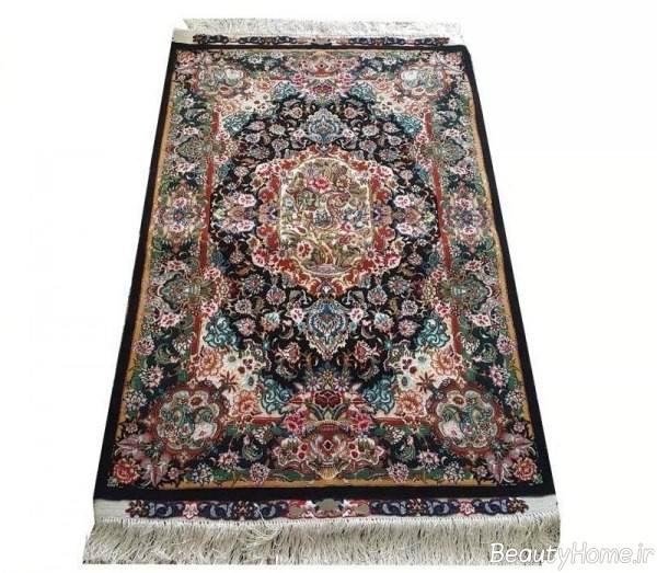 فرش طرح دار ایرانی