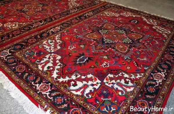 مدل فرش سنتی ایرانی