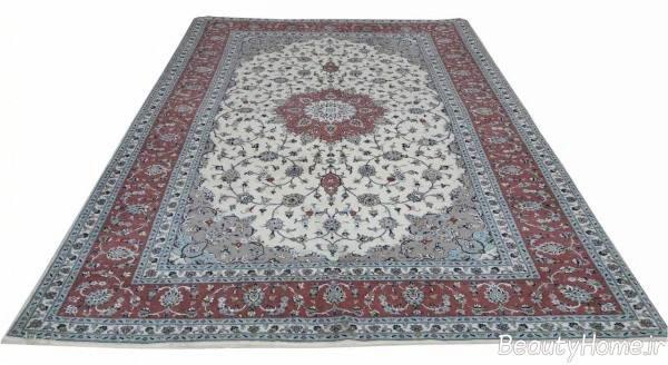 فرش شیک و طرح دار ایرانی