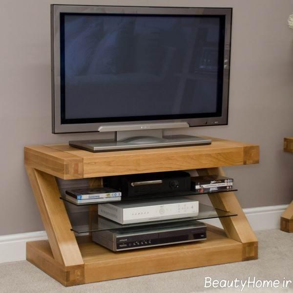 مدل میز تلویزیون کوچک و جدید