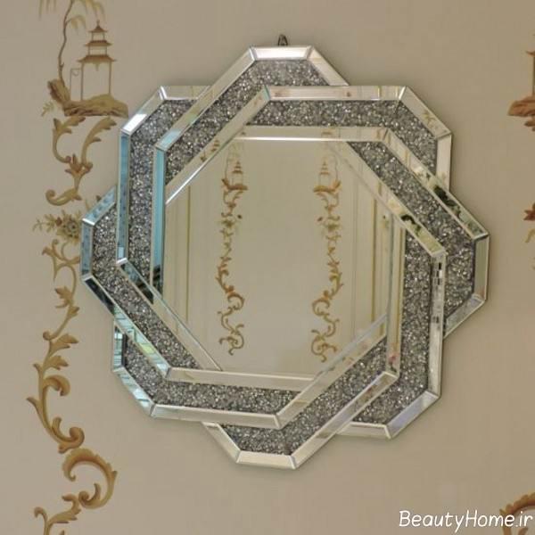 آینه دیوارکوب جدید