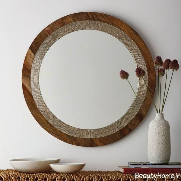 آینه دیوارکوب شیک