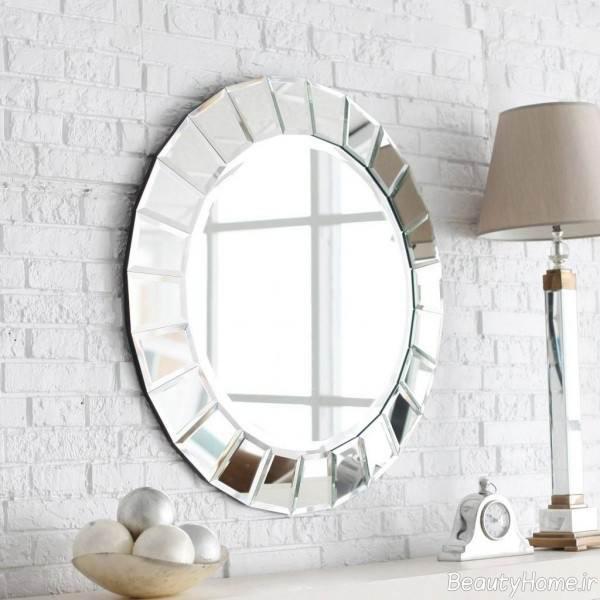 مدل آینه گرد