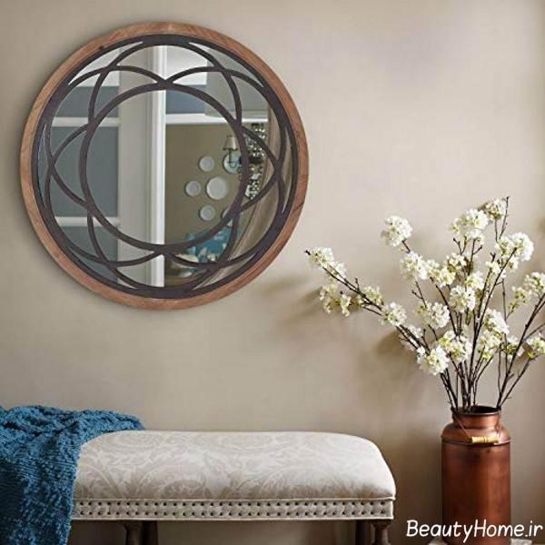 آینه سالن پذیرایی