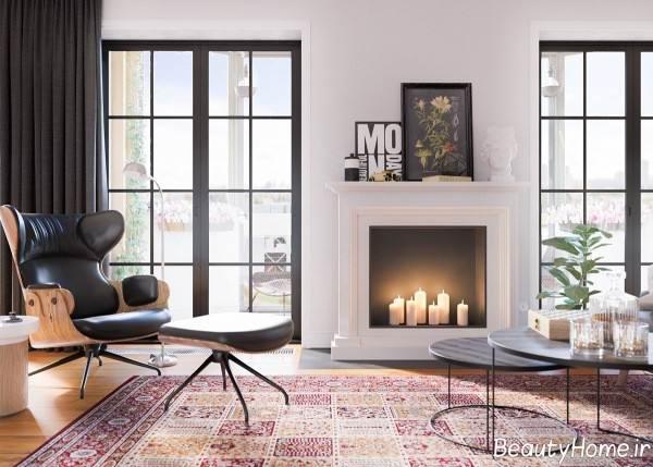طراحی داخلی خانه صد متری