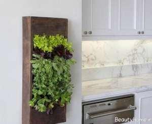 باغچه دیواری آشپزخانه