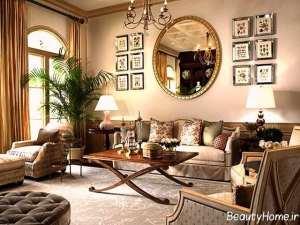 طراحی داخلی خانه سنتی