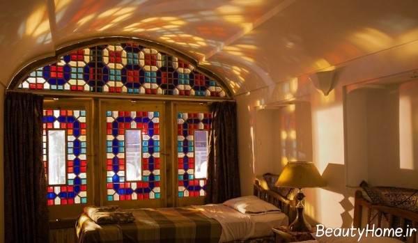 اتاق خواب با سنتی