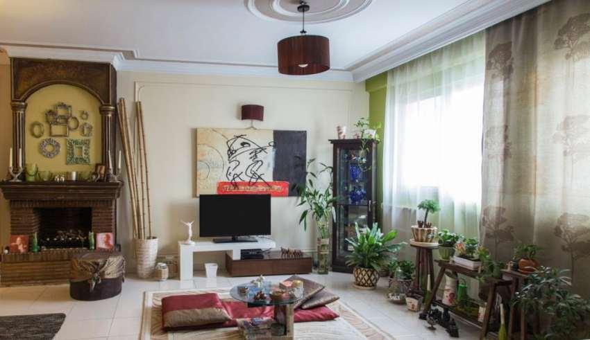 خانه با تم سنتی