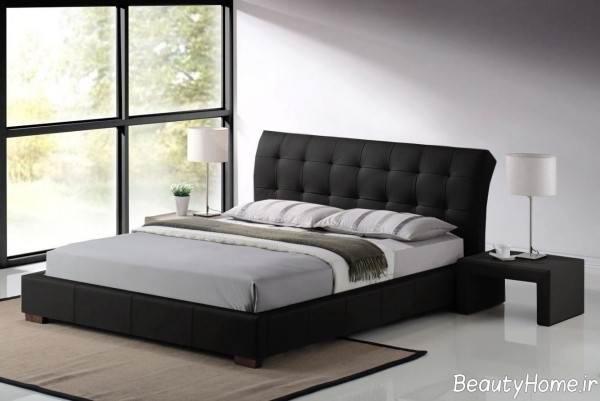 تخت چرمی شیک