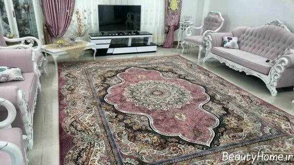 فرش برای سالن پذیرایی