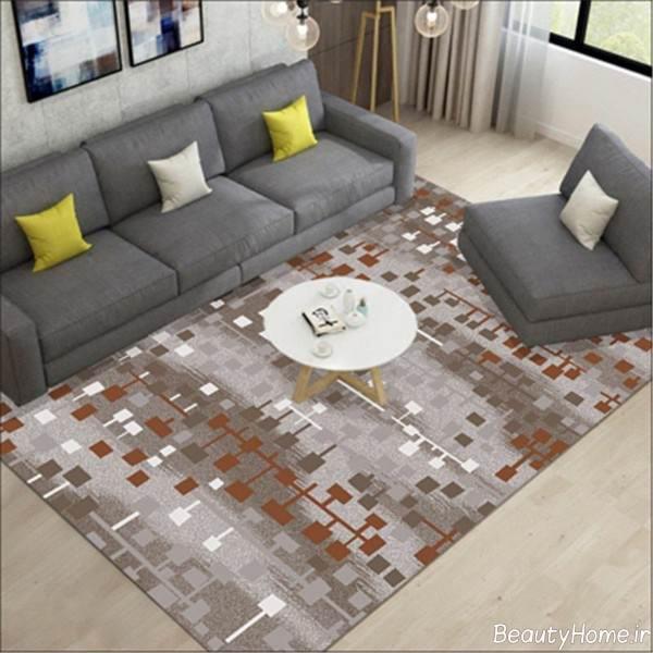 مدل فرش برای پذیرایی