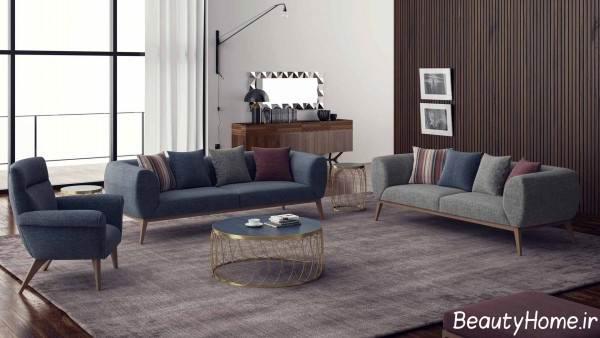 فرش ساده برای پذیرایی