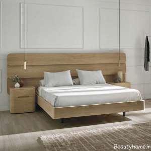 مدل تخت خواب ام دی اف شیک