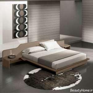مدل تخت خواب شیک و فانتزی