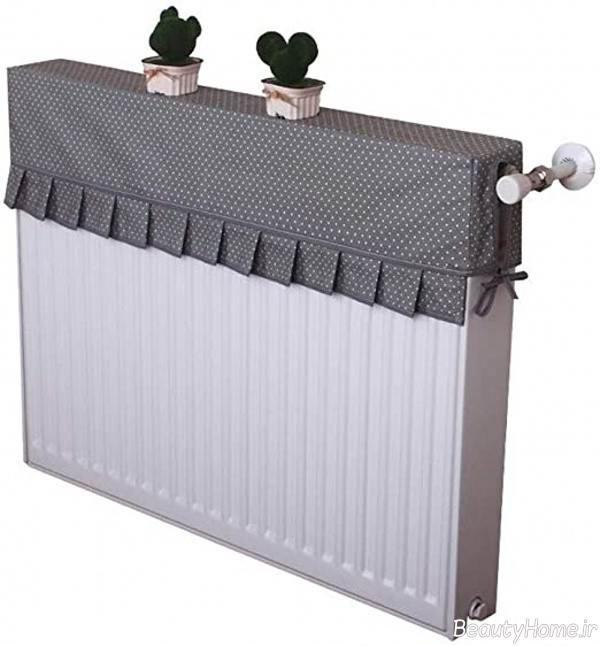 تزیین ساده رادیاتور