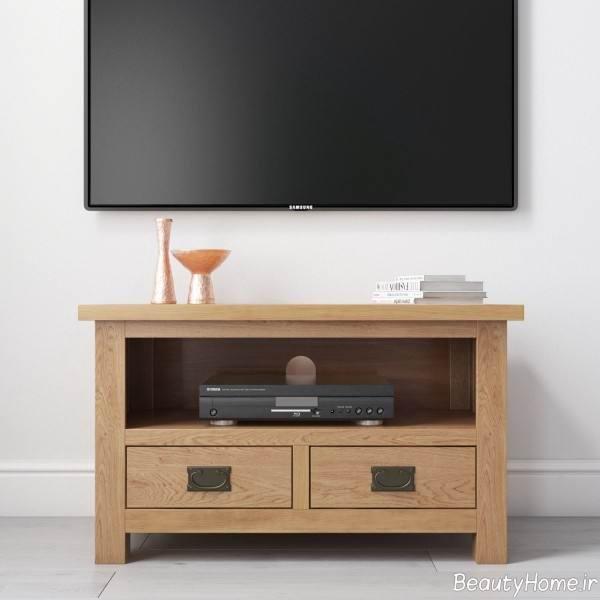 میز تلویزیون زیبا و کوچک