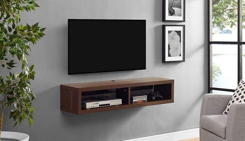میز تلویزیون کوچک و جمع و جور با مدل های زیبای مدرن و کلاسیک
