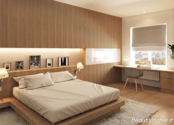 کاربرد پانل های چوبی در دیزاین داخلی منزل