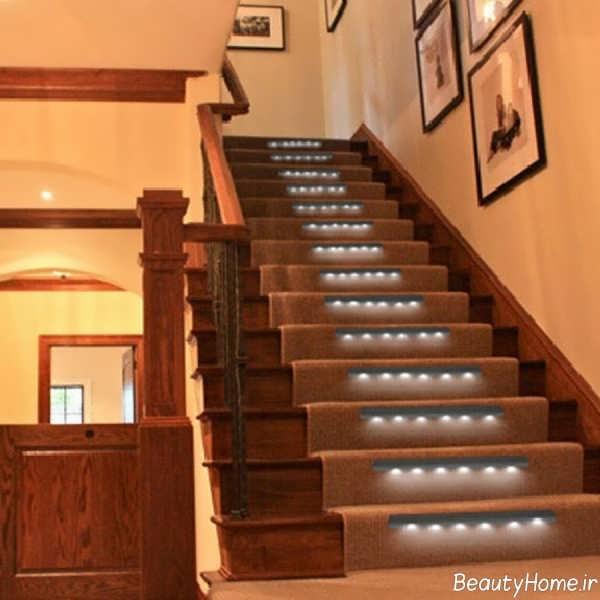 دیزاین نورپردازی برای منزل