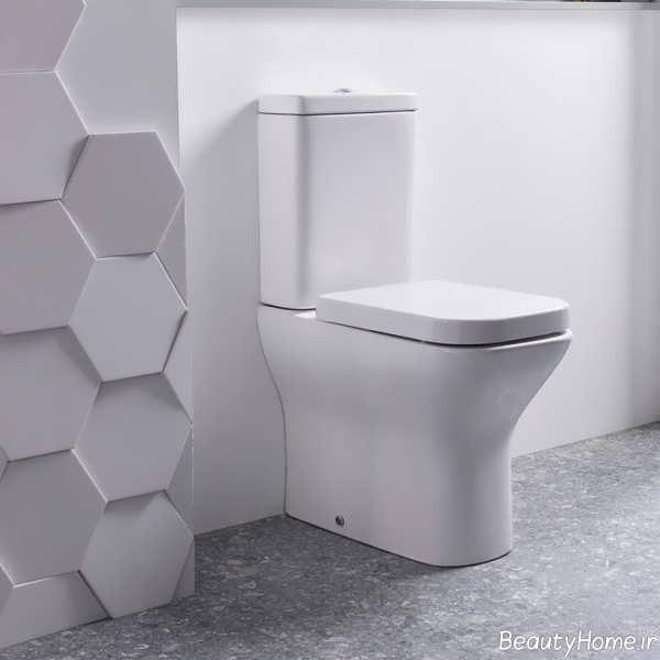 توالت فرنگی جدید