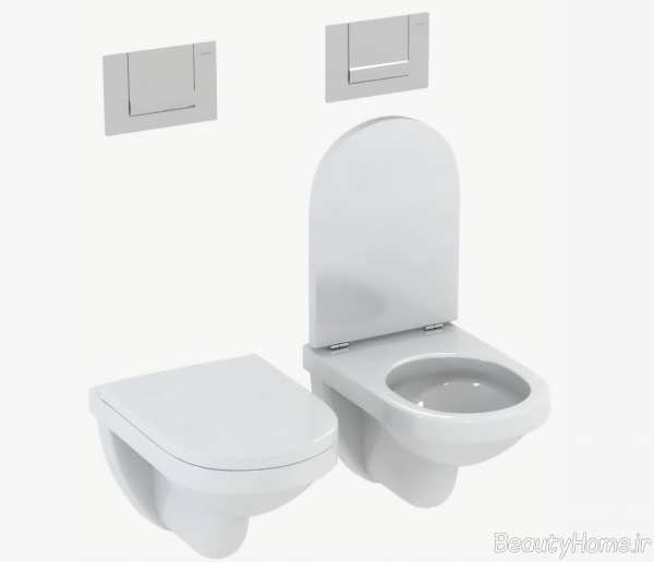 دستشویی فرنگی زیبا و شیک