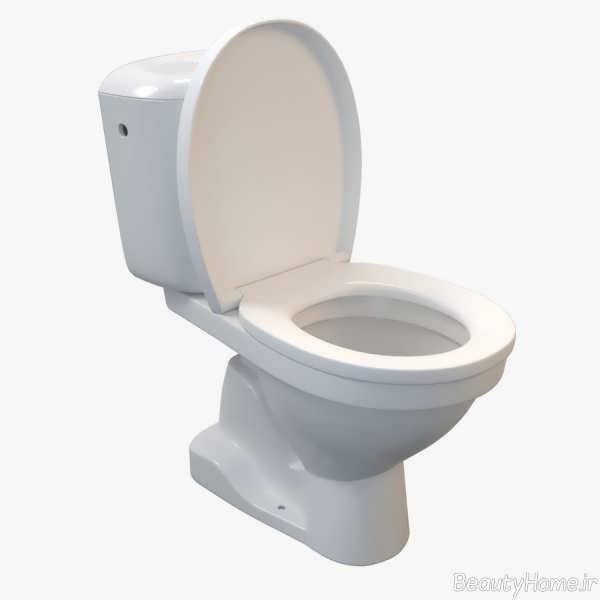 توالت فرنگی زیبا و شیک