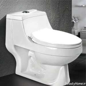 دستشویی فرنگی سفید