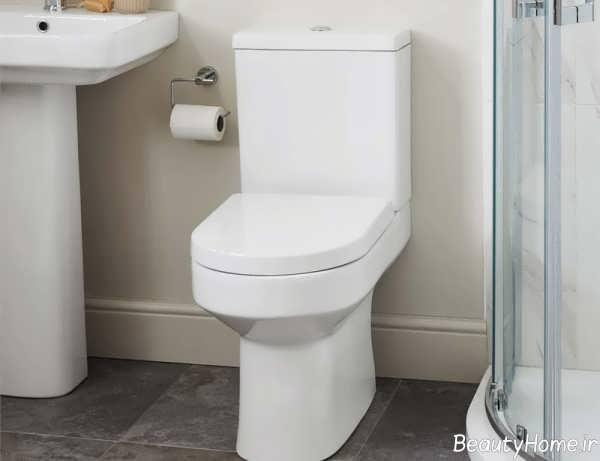 توالت فرنگی ساده