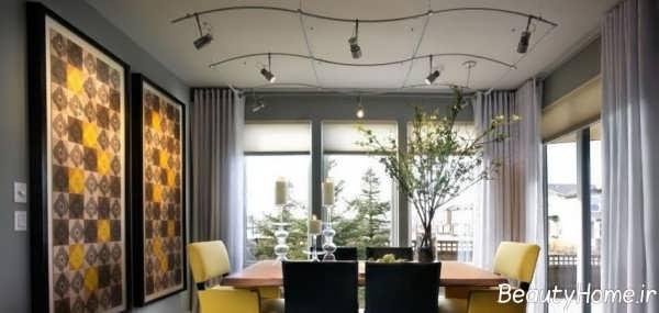 افزودن لامپ به قسمت های مختلف منزل
