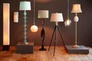 نورپردازی مناسب منزل