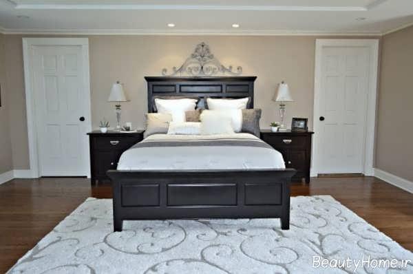 قالیچه رنگ روشن و شیک