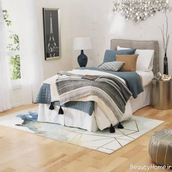قالیچه برای اتاق خواب