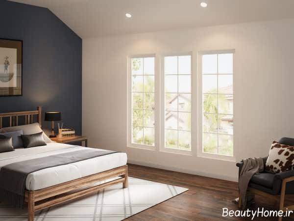 پنجره برای اتاق خواب