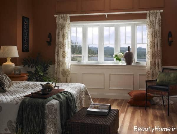 پنجره شیک و کوچک