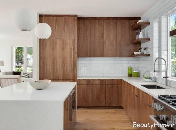 دکوراسیون زیبا آشپزخانه