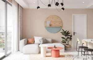 دکوراسیون منزل با رنگ های آرامش بخش