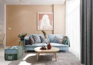 دکوراسیون داخلی منزل با رنگ های آرام