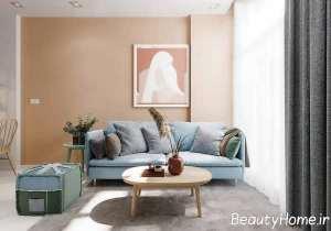 طراحی داخلی برای اتاق نشیمن