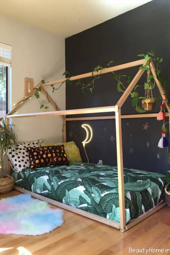 دیزاین نورپردازی در اتاق خواب