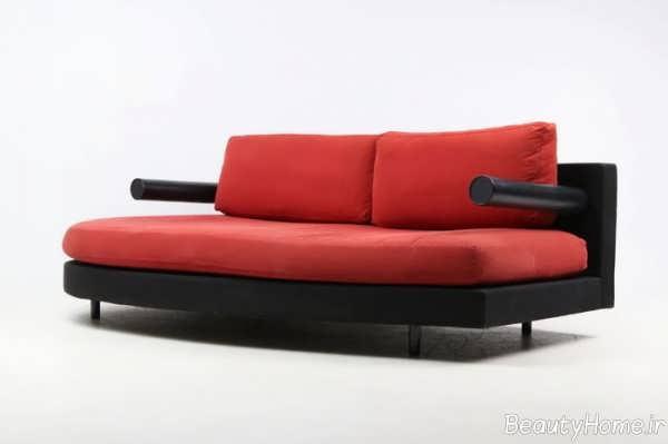 کاناپه دو رنگ