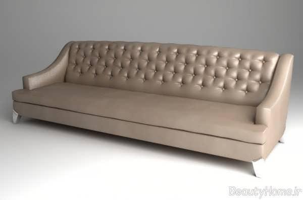 مدل کاناپه رنگ روشن
