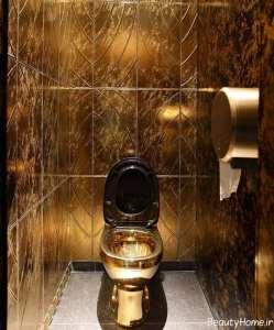توالت فرنگی شیک و لاکچری