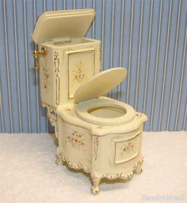 دستشویی فرنگی لاکچری