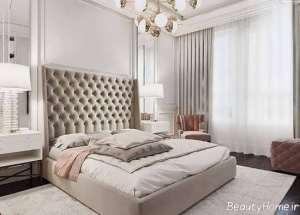 تخت زیبا لمسه