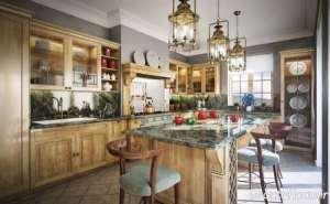 آشپزخانه سنتی